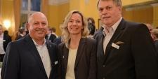 Heinz-Dieter Speidel LG Amrei Baer Bluechip Norbert Hoepfner Samsung