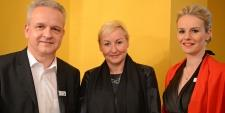 Uwe Rehwald Kaspersky Christine Haendler ComTeam Sabrina Gottwald IDG